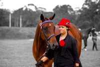 RWWA OFF THE TRACK PROGRAM2014 THOROUGHBRED HORSE OF THE YEAR